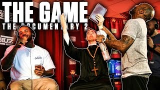 The Game Answers Explicit Sex Life Questions + Makes A Priest Chug Vodka