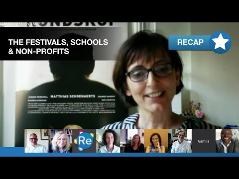 Reinvent the Role of Festivals, Schools & Non-Profits (Roundtable Recap) | Reinvent Hollywood
