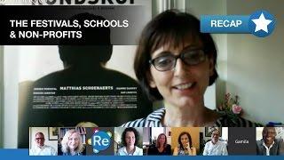 Reinvent the Role of Festivals, Schools & Non-Profits (Roundtable Recap) | Reinvent Hollywood