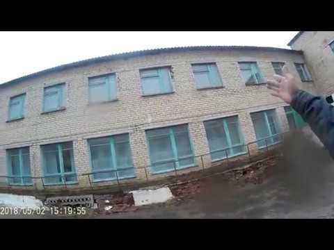Аварийная школа, с  Старый Сибай, Баймакский район