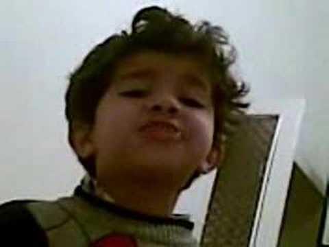 Ahli Tripoli sport fan kid - Libya