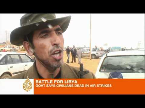 'Road of death' links Benghazi to Tripoli
