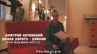 Тренировки на силу удара - Прямая линия с Дмитрием Котвицким