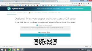 MyEtherWallet Tutorial - My Go-to Ethereum Wallet 🔐