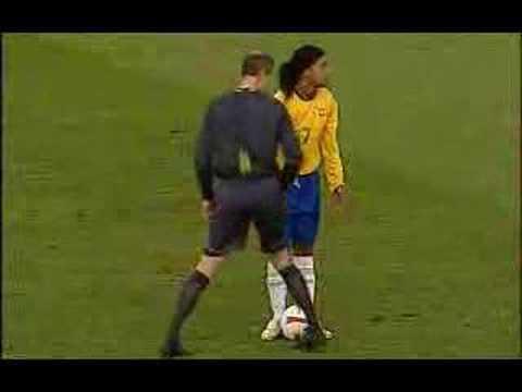 Brasil 4 x 0 Chile (Amistoso 2007)