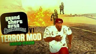 Gta San Andreas Android | El Inicio (Terror Mod #1)