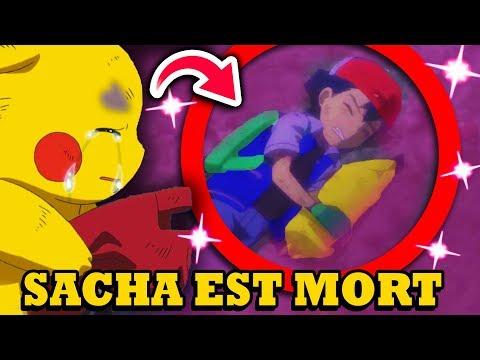 Download Youtube: SACHA EST MORT ! IL SE SACRIFIE POUR SAUVER PIKACHU !