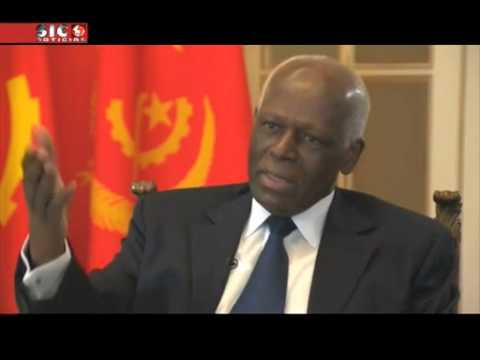 Interview Angola President