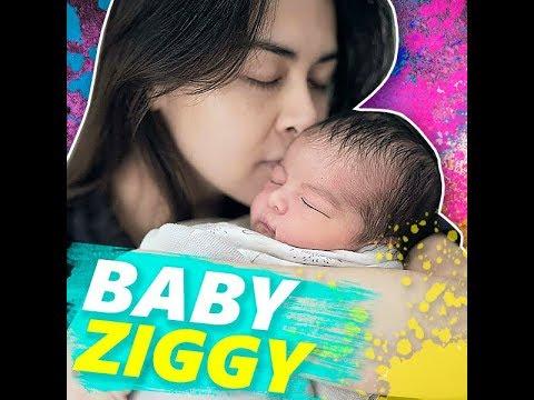 Baby Ziggy Kami Marian Rivera And Dingdong Dantes