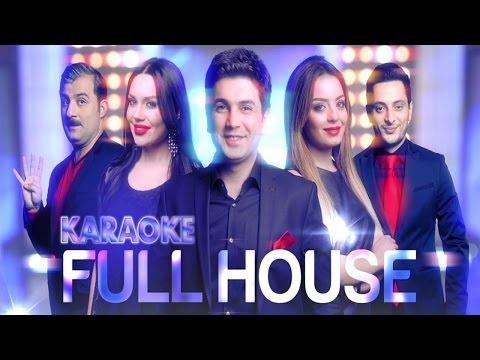Full House // Karaoke,Minus,Lyrics // HD