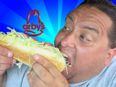 Arby's®   Loaded Italian REVIEW!