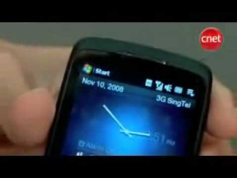 HTC Touch 3G Review
