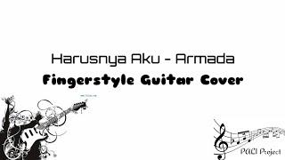 Download Harusnya aku _ Armada cover | @deka_ardiansyah