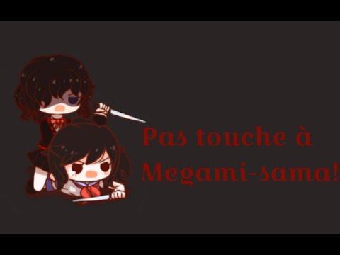 Pas touche à Megami-sama! [Comic Dub Yandere Simulator]