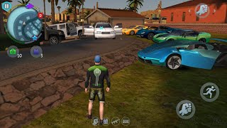 Gangstar Vegas реальная жизнь: автопарк Ахмеда
