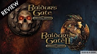 Baldur's Gate I & II Enhanced Edition review | Nostalgia trip