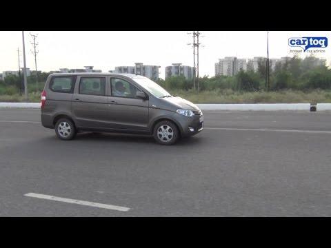 Chevrolet Enjoy LTZ diesel video review by CarToq.com