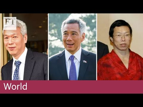 Lee family feud in Singapore | World
