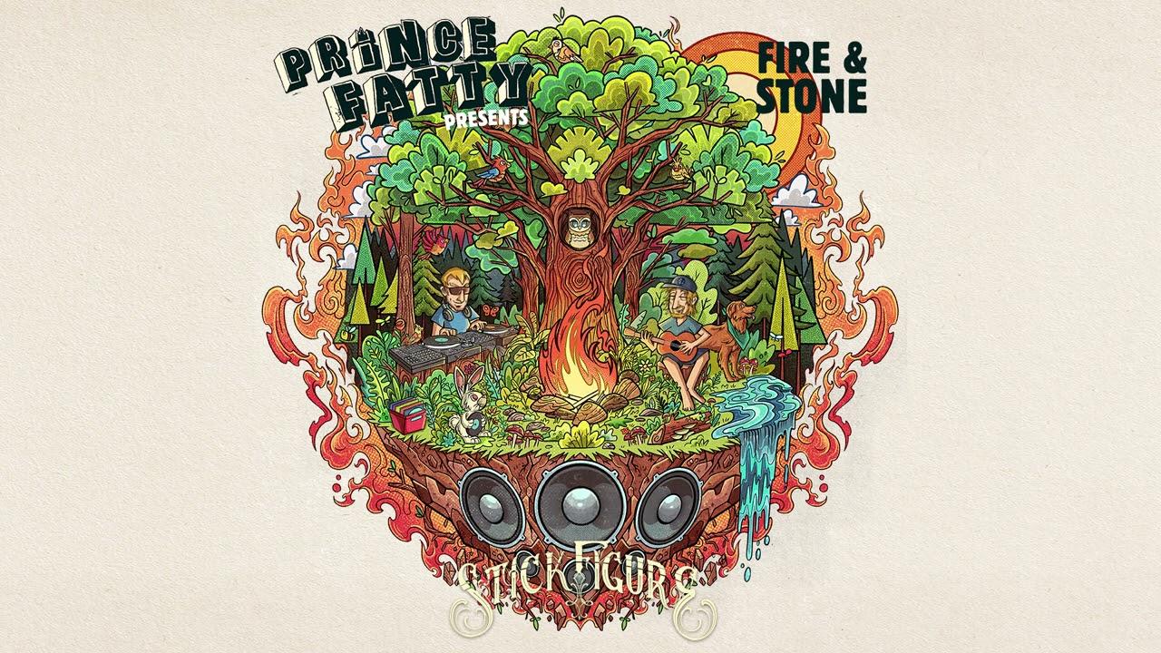Stick Figure – World on Fire (feat. Slightly Stoopid) [Prince Fatty Dub]