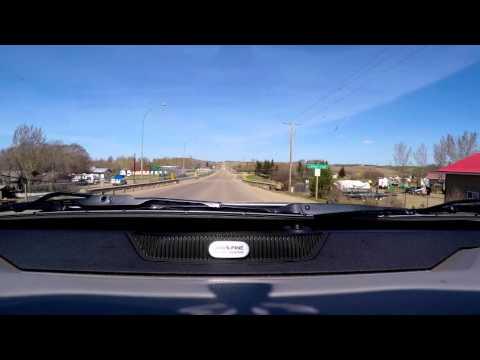 Cochin Saskatchewan Beautiful drive