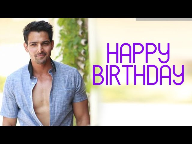 EXCLUSIVE | Harshvardhan Rane celebrates his birthday for the very first time in years