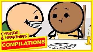 Download Cyanide & Happiness Compilation - #24 Mp3 and Videos