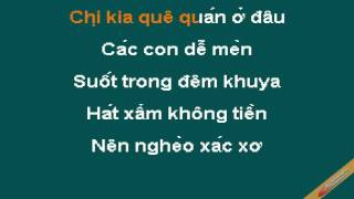 Thằng Cuội Karaoke - CaoCuongPro