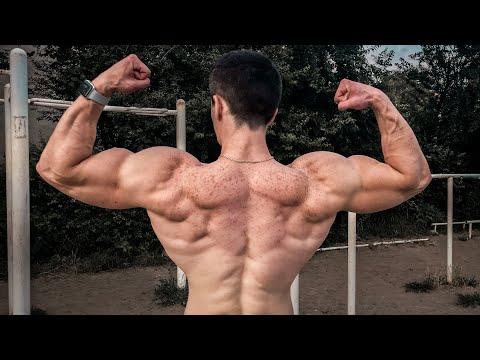 Топ 3 упражнения для огромной спины!