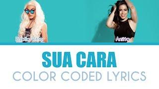 Major Lazer feat. Anitta & Pabllo Vittar - Sua Cara [Lyrics PTBRENG]