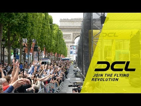DCL Paris - Race Replay