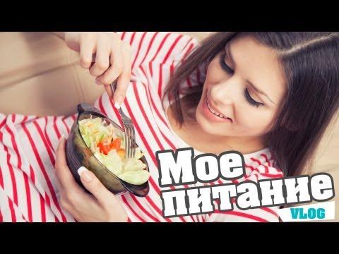 Мое Питание. Меню на 1 день. - Простые вкусные домашние видео рецепты блюд