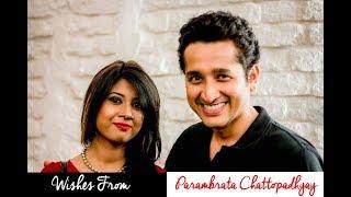 Special Wishes | Parambrata Chattopadhyay | Bushra | Golpo Hobi Aye