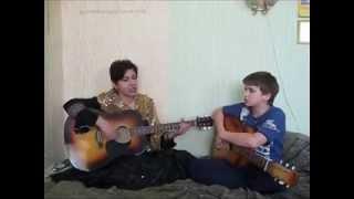 Урок на гитаре. Разбор песни - 2. Виктория Юдина