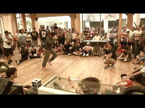 Waba Jam 16 Bboy top 4 China Fresh V  Bukaryu