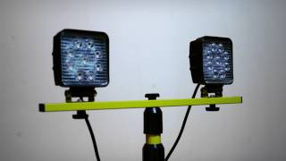 The Best LED Work Light On The Planet