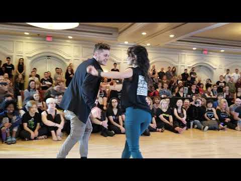 TAP 2019 Strictly Dj Battle 1er Round Thibault And Hannah