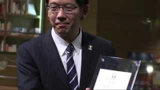 第25回 Bunkamuraドゥマゴ文学賞 授賞式