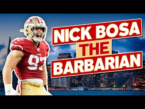 Nick Bosa is the run away Defensive Rookie of the Year