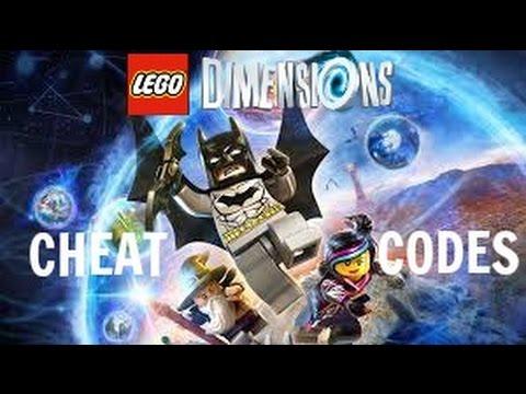 <b>LEGO Dimensions</b> - <b>Cheat Codes</b> - YouTube