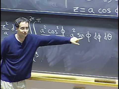 Lec 27 | MIT 18.02 Multivariable Calculus, Fall 2007