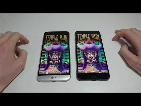 LG G6 vs LG G5 Speed Test, Multitasking, Benchmark