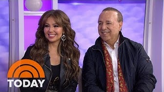 Tommy Mottola And Thalia Team Up For '15: A Quinceanera Story' | TODAY