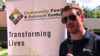 Community Food and Outreach Center Shares Their Service