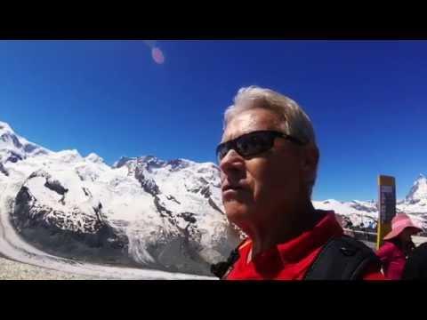 Zermatt  in the Summertime