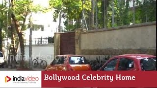 Bollywood Celebrity Home - Ajay Devgan and Kajol's House In Mumbai | India Video