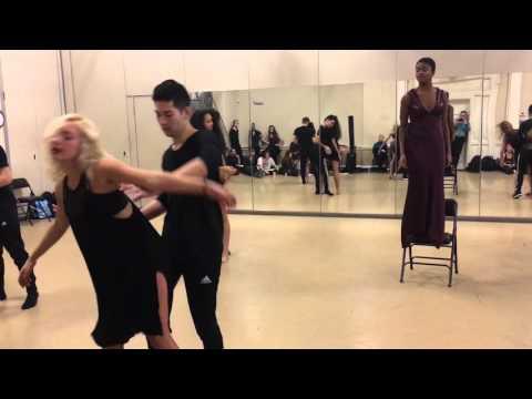 Olivia Cece Choreography to Nicki Minaj