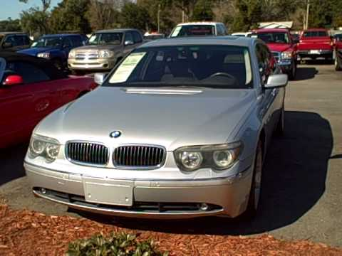 2004 bmw 745 li frontier motors pensacola florida used for Frontier motors pensacola fl