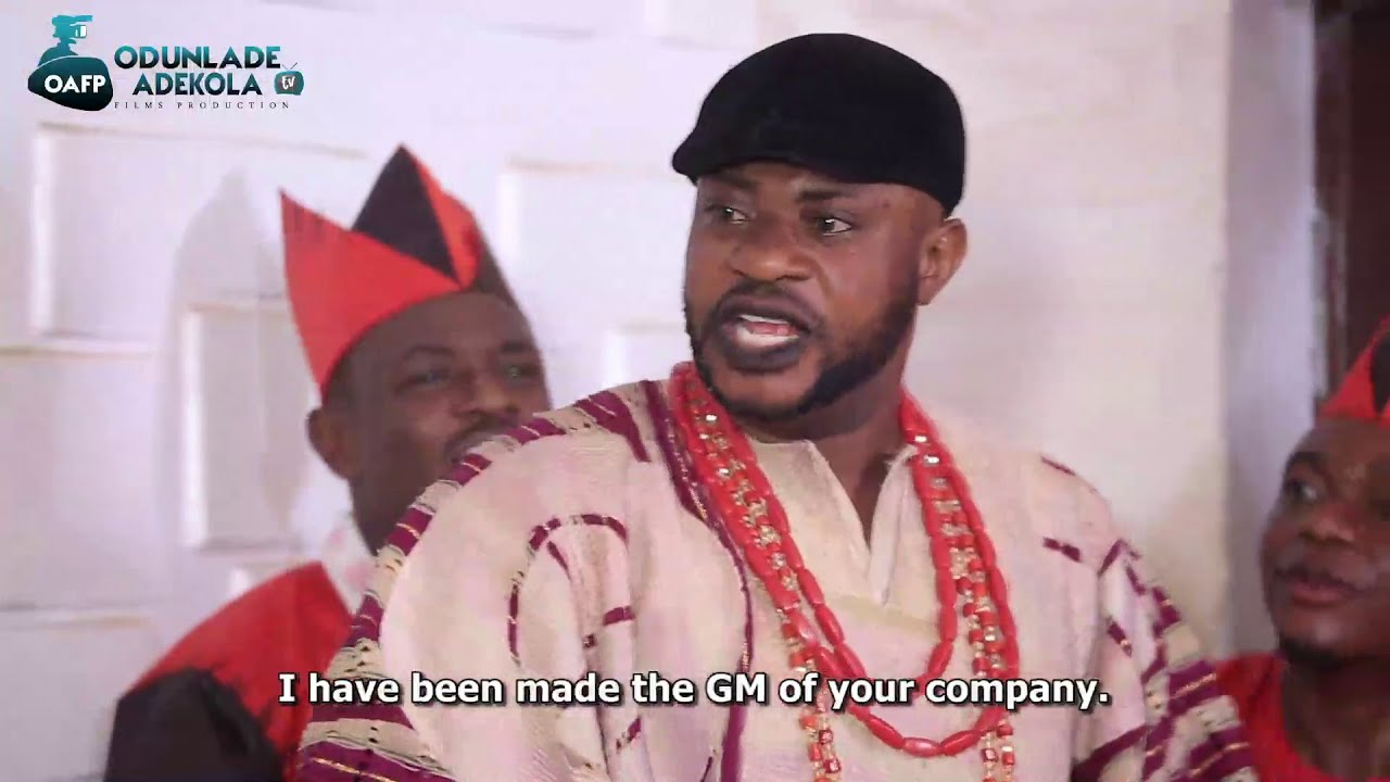 Download SAAMU ALAJO ( EKO) Latest 2021 Yoruba Comedy Series EP48 Starring Odunlade Adekola