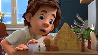Фиксики - Пирамида (Трейлер новой серии) / Fixiki