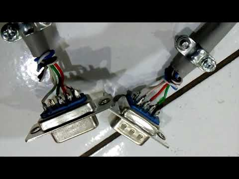 How To Make Communication Cable Of Siemens Relay   Digsi 4   Digsi 5
